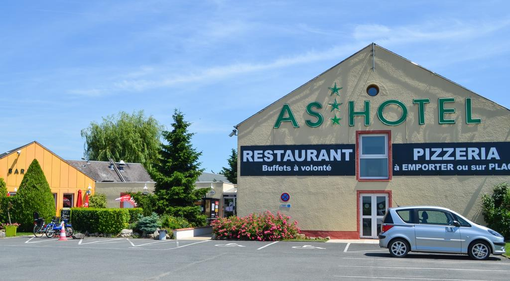 Fasthotel Artenay Orleans Nord