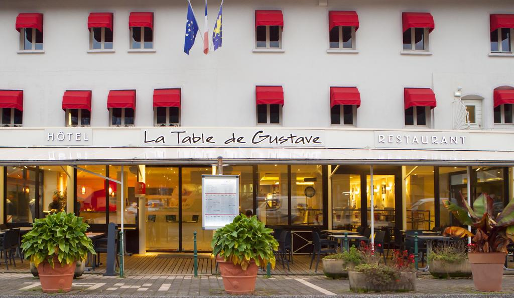 La Table de Gustave