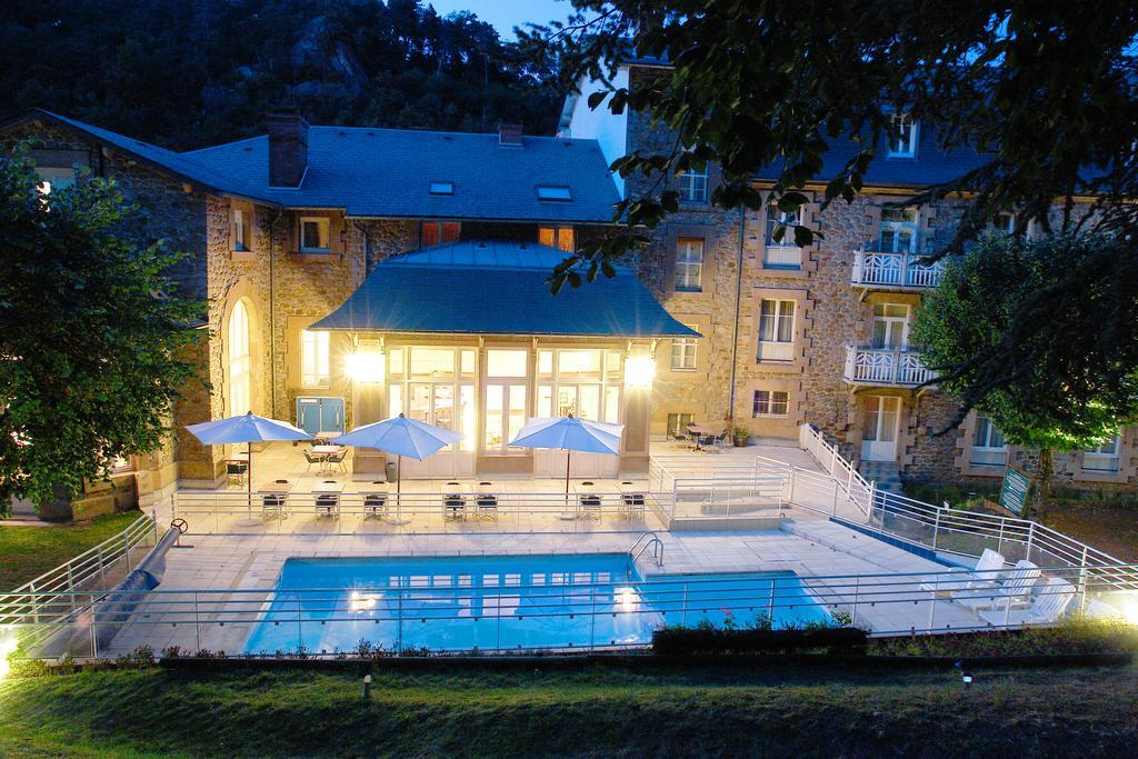 Hôtel Mercure Saint-Nectaire Spa and Bien-être