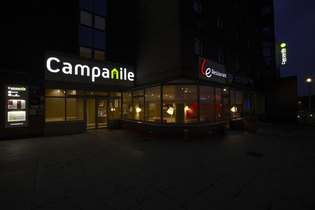 Campanile - St Quentin En Yveli