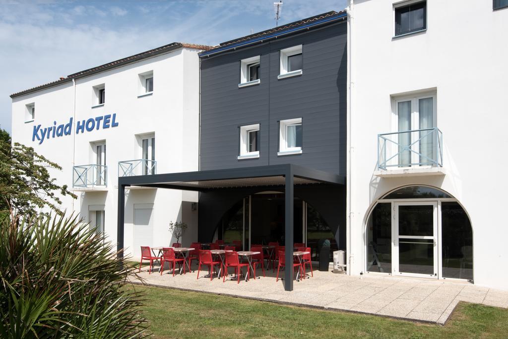 Hôtel Kyriad La Rochelle Centre Ville
