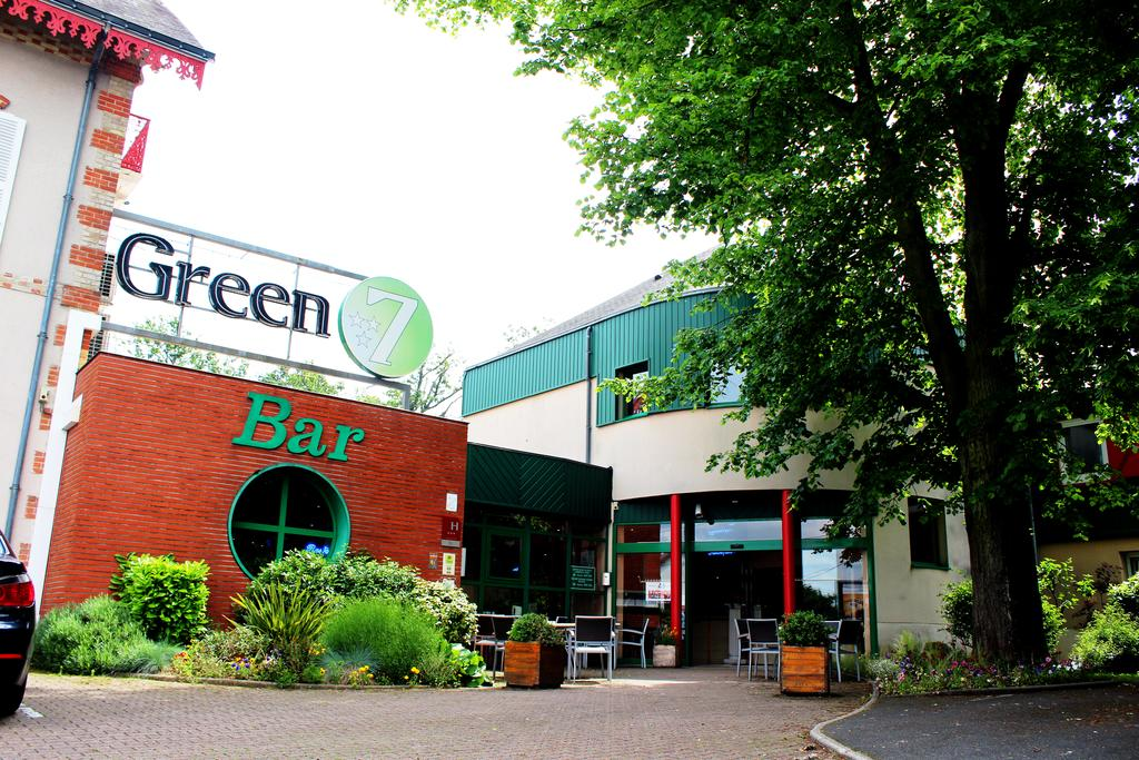 Hotel le Green 7