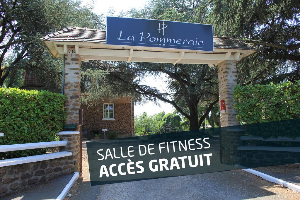 Hotel De La Pommeraie