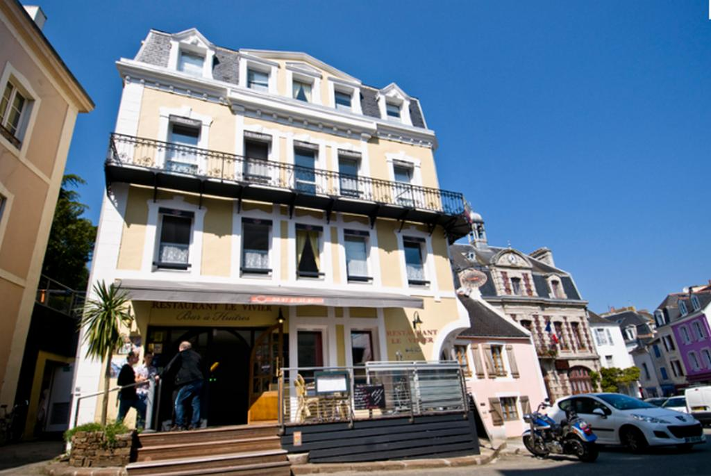 Hôtel du Commerce Le Galion