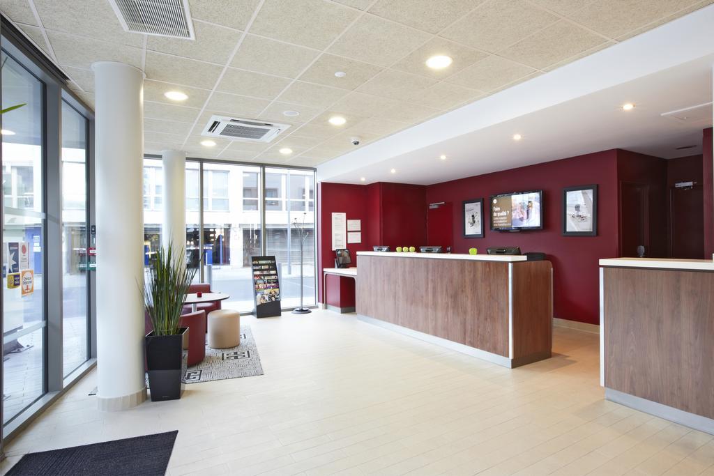 Campanile Amiens Centre-Gare