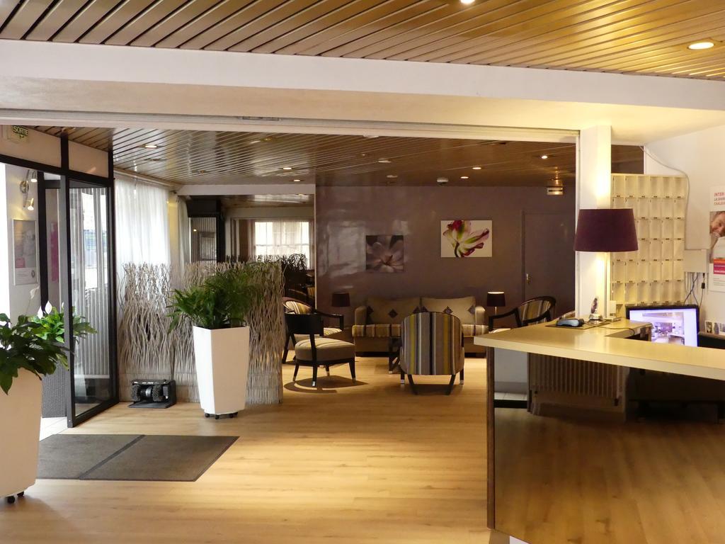 Interhotel De L Orme