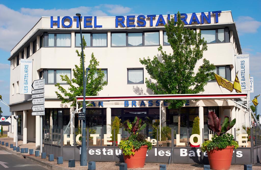 Logis Hotel De Loire Rest Les Bateliers