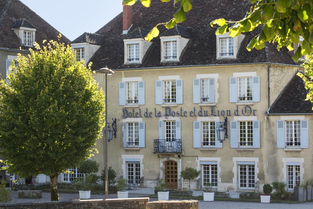 Hôtel De La Poste and Du Lion Dor