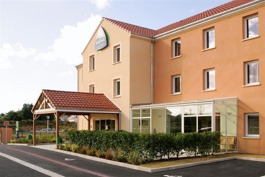 Hotel Akena City Caudry
