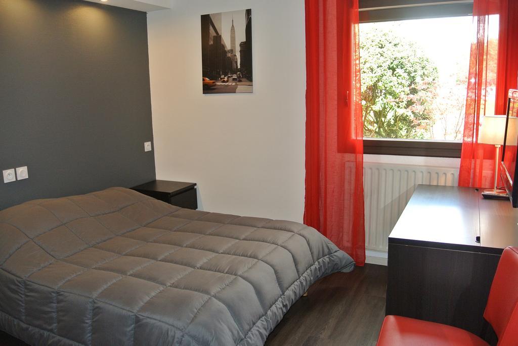 Inter-Hôtel Castel Burgond - Dijon