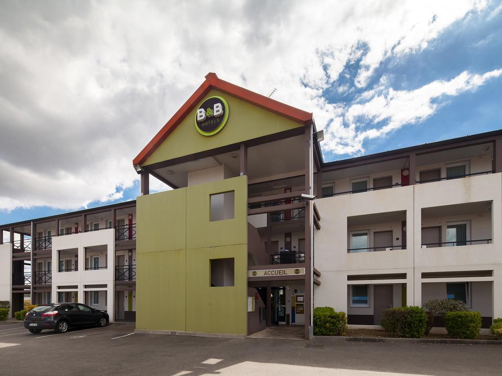 B-B Hotel Amiens - Longueau