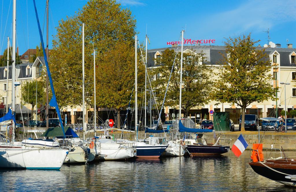 Hôtel Mercure Caen Centre Port de Plaisance