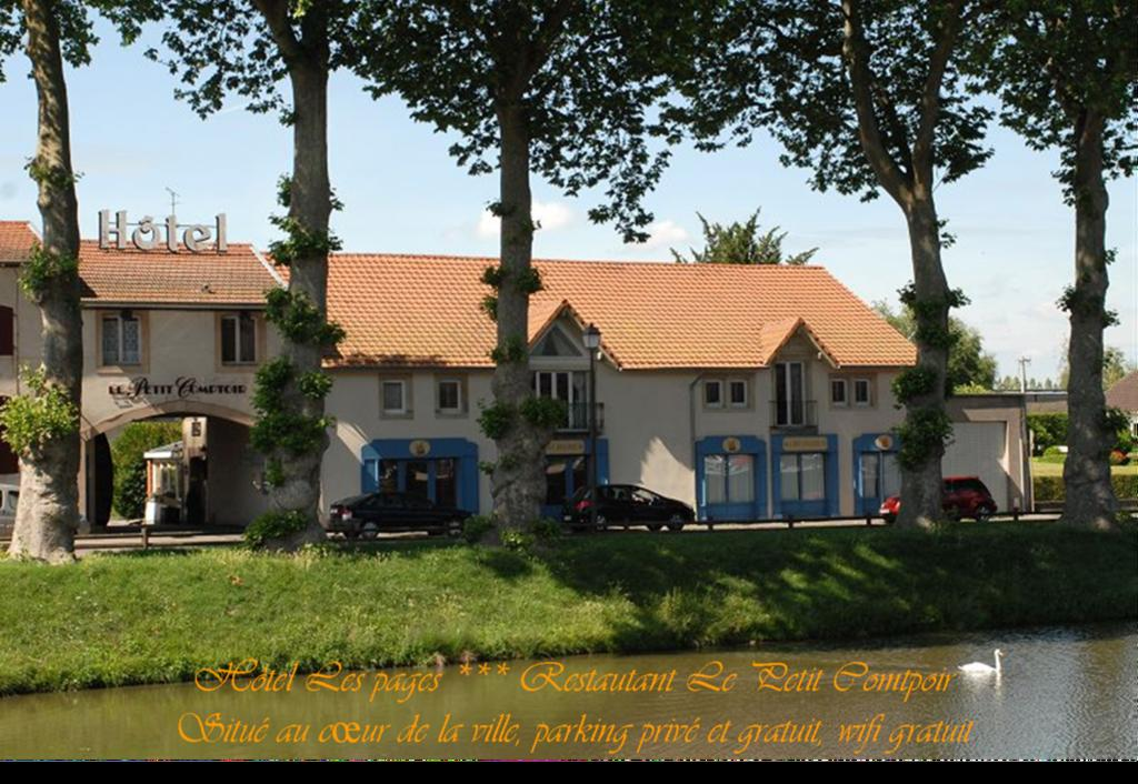 Hotel Les Pages