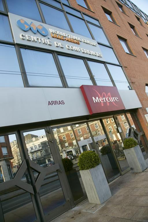 Hôtel Mercure Arras Centre Gare