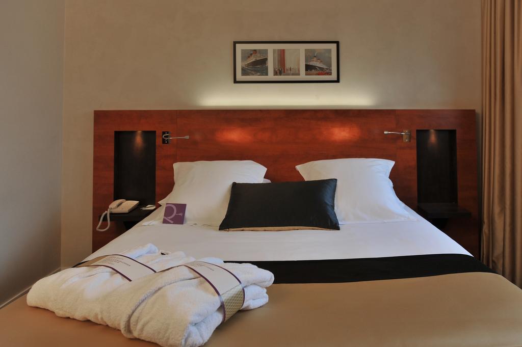 Hotel Mercure Maurepas Saint Quentin