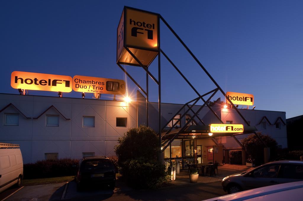 hotelF1 Saint Nazaire La Baule