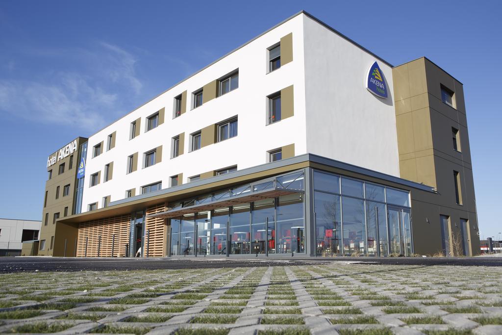 Hotel Akena City Reims-Bezannes
