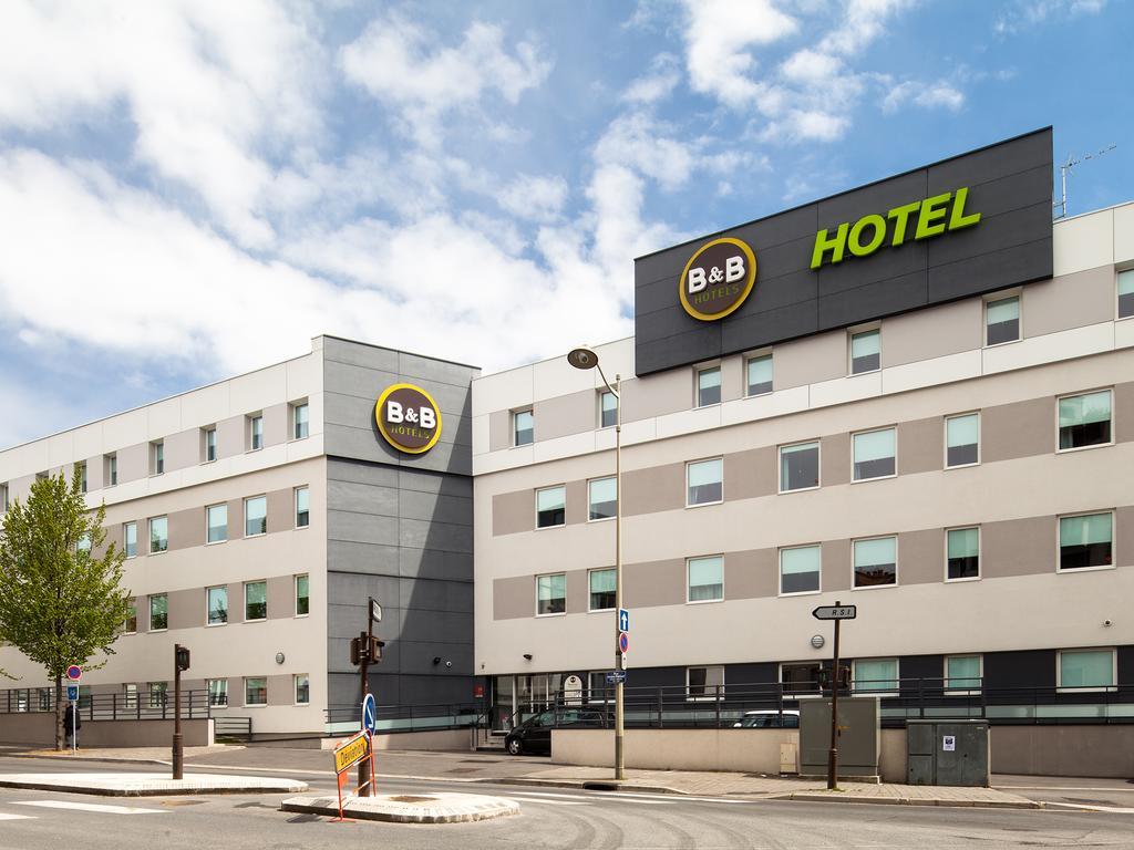 B-B Hotel Reims Centre Gare
