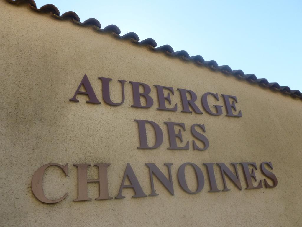 Auberge Des Chanoines