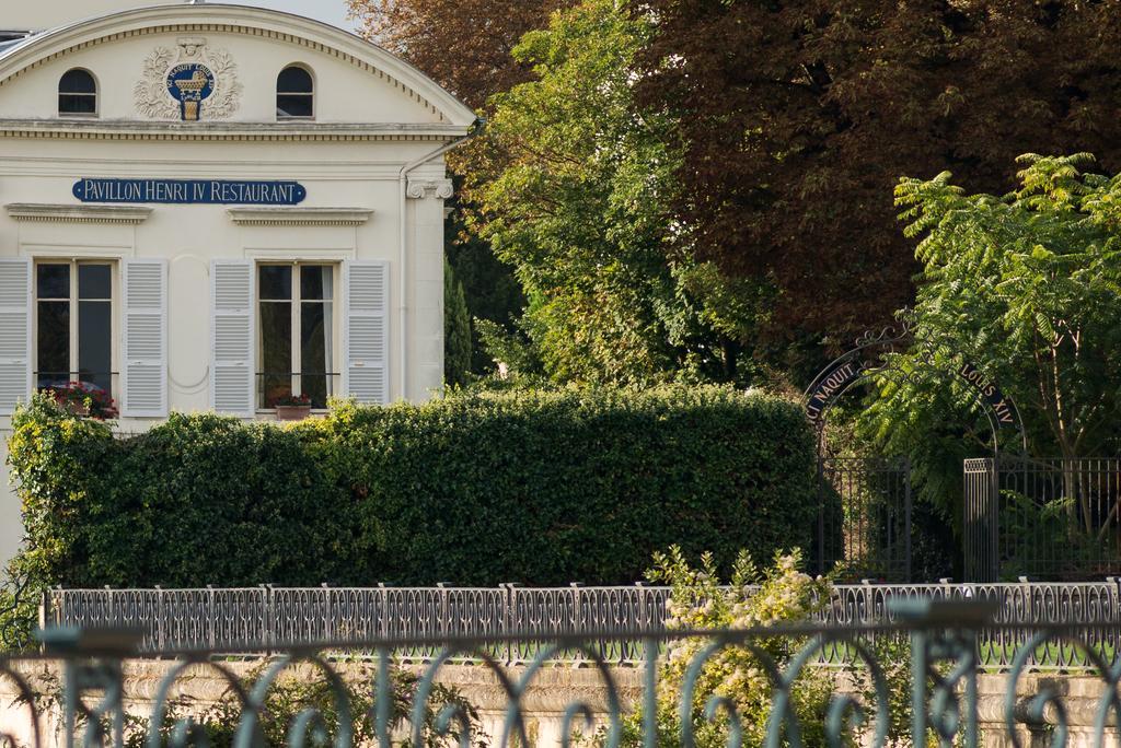 Pavillon Henri IV Saint Germain en Laye