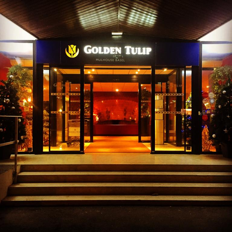 Golden Tulip Mulhouse Basel