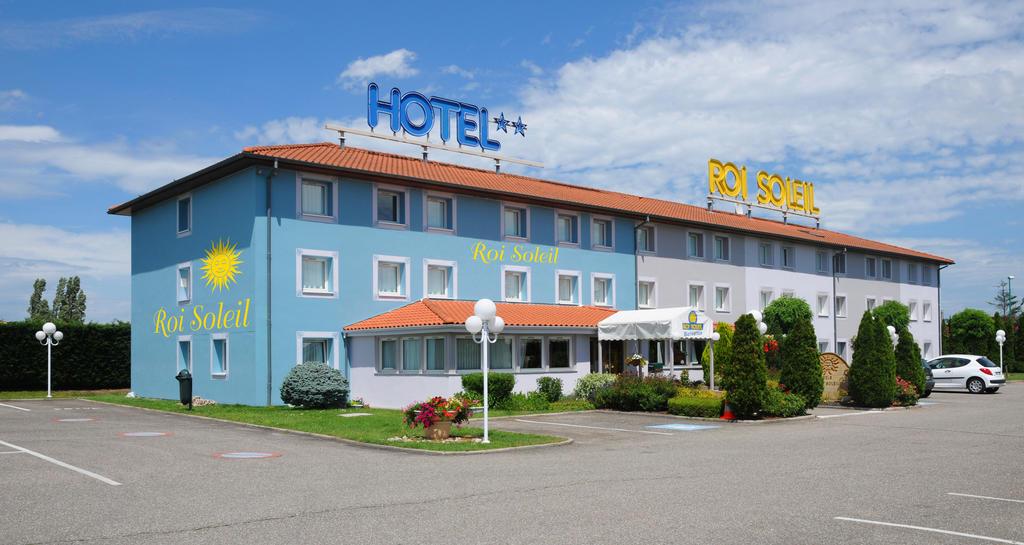 Hotel Roi Soleil Mulhouse Sausheim