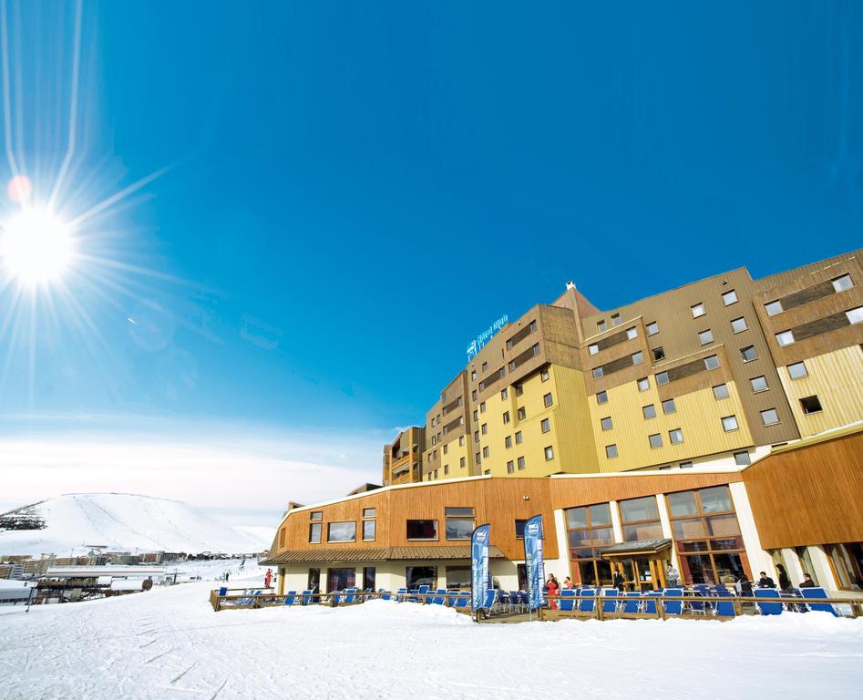 Hotel Club mmv Les Bergers