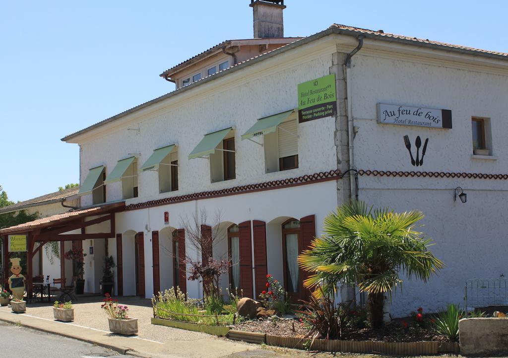 Hotel Au Feu de Bois