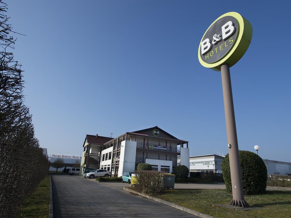 B-B Hotel Dijon Marsannay