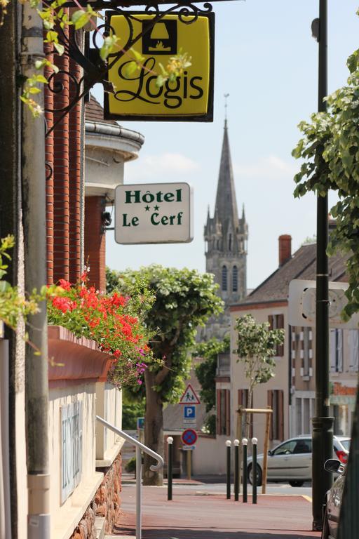 Logis Hotel Le Cerf