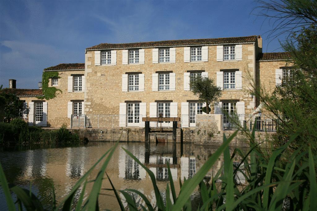 Moulin de Chalons Logis