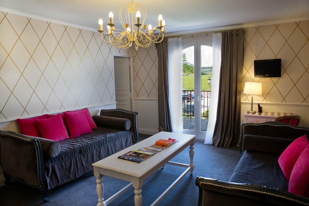 Ermitage De Corton - Chateaux et Hotels Collection
