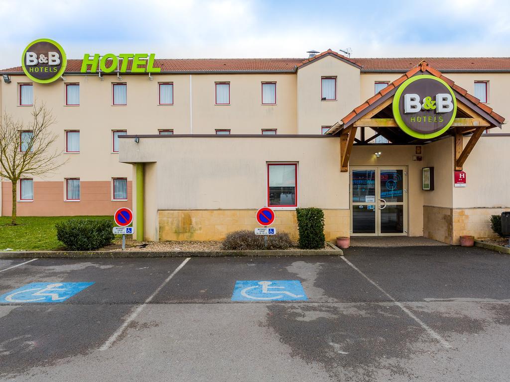 B&B Hôtel METZ Semécourt
