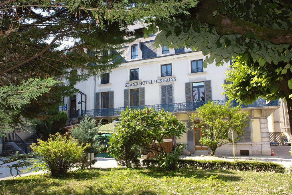 Grand Hotel des Bains Logis