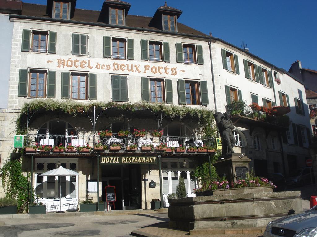 Hotel des Deux Forts