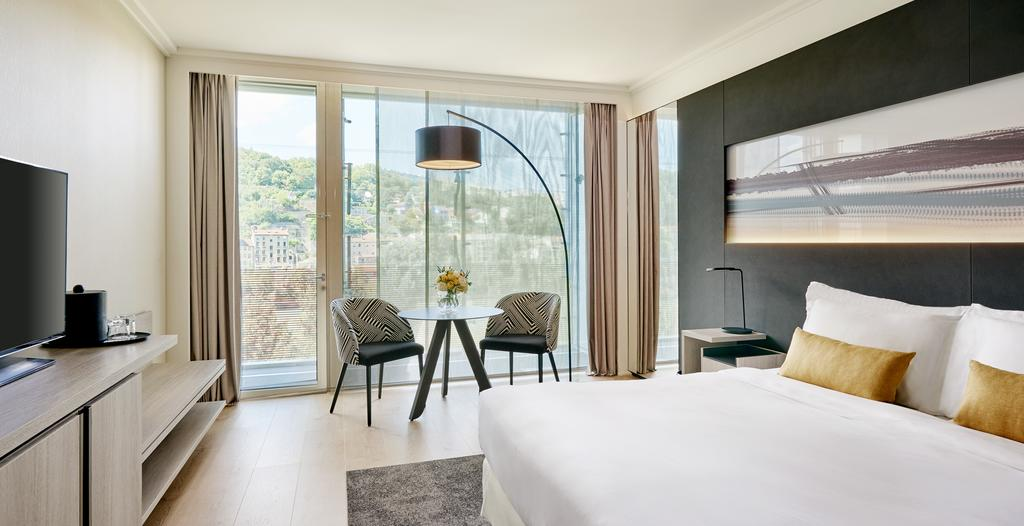 Lyon Marriott Hotel Cite Internationale