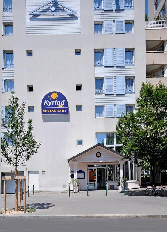 Kyriad Lyon Centre Croix Rousse