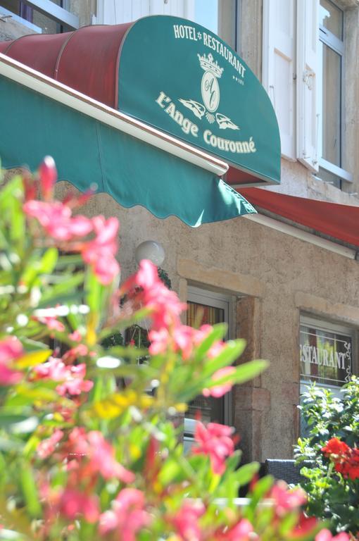 Logis Hotel Lange Couronne