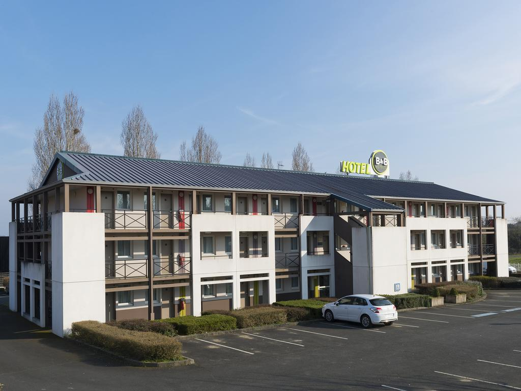 B and B Hotel LE MANS Nord  2