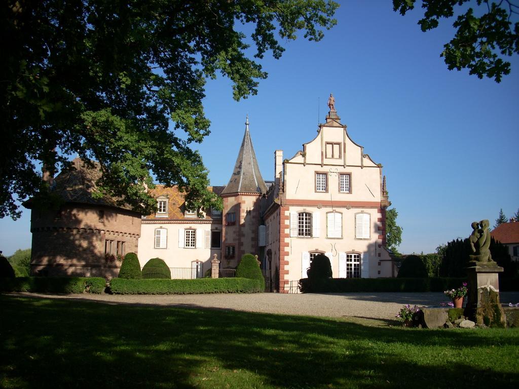 Le Château DOsthoffen