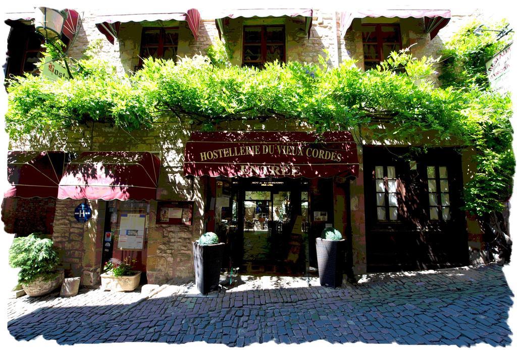 Hostellerie du Vieux Cordes Logis