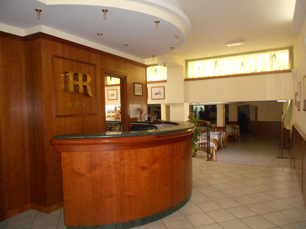 Hotel Ristorante Da Roverino