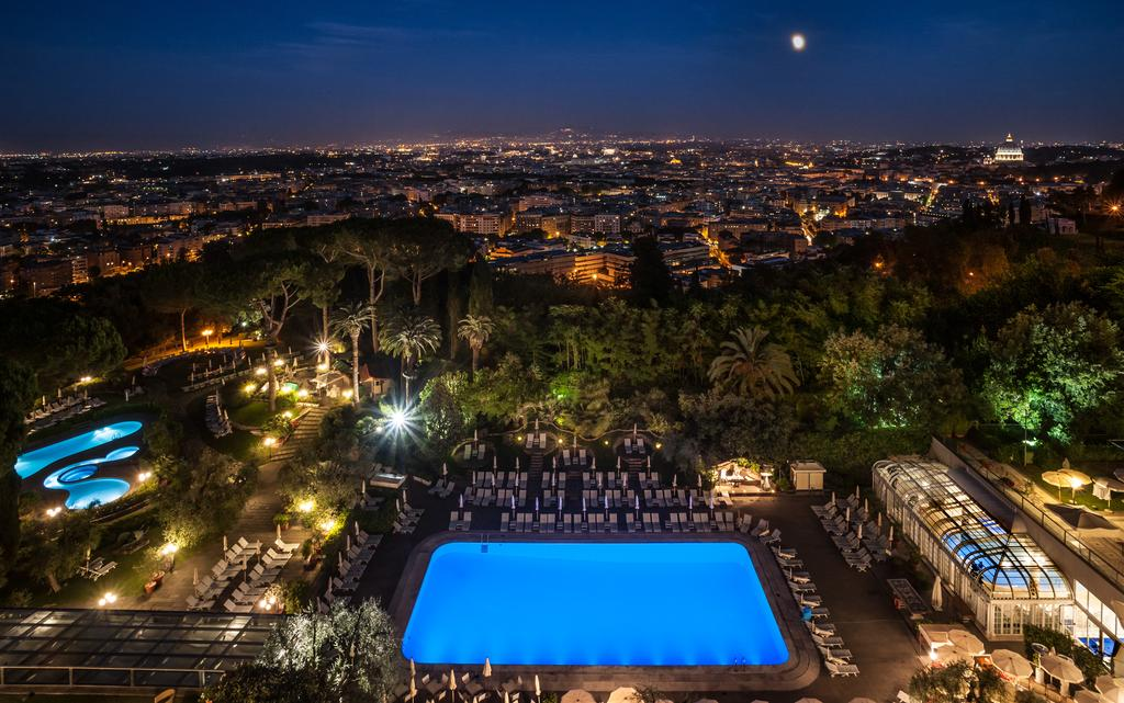 Rome Cavalieri - Waldorf Astoria Hotels and Resorts