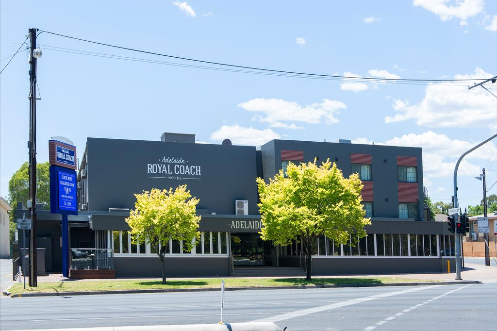 Adelaide Royal Coach Hotel