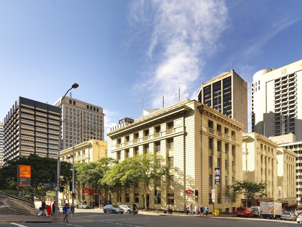 Adina Brisbane Anzac Square