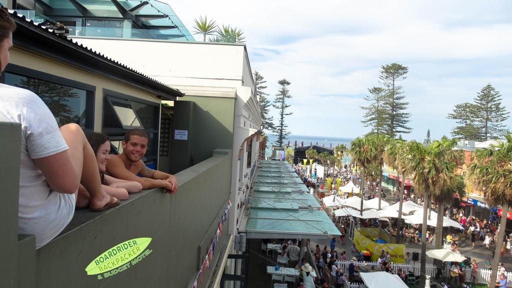 Boardrider Backpackers and Budget Motel