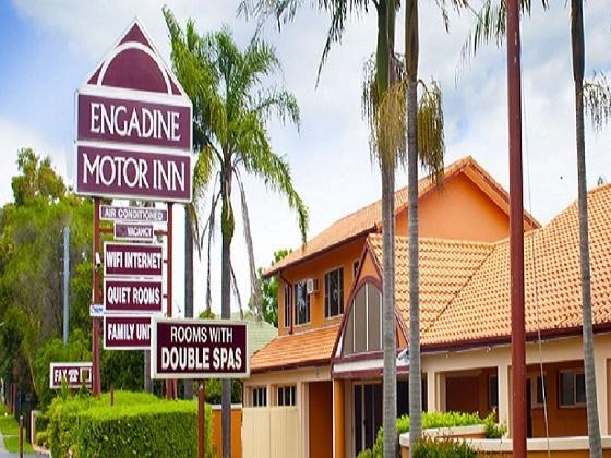 Engadine Motor Inn