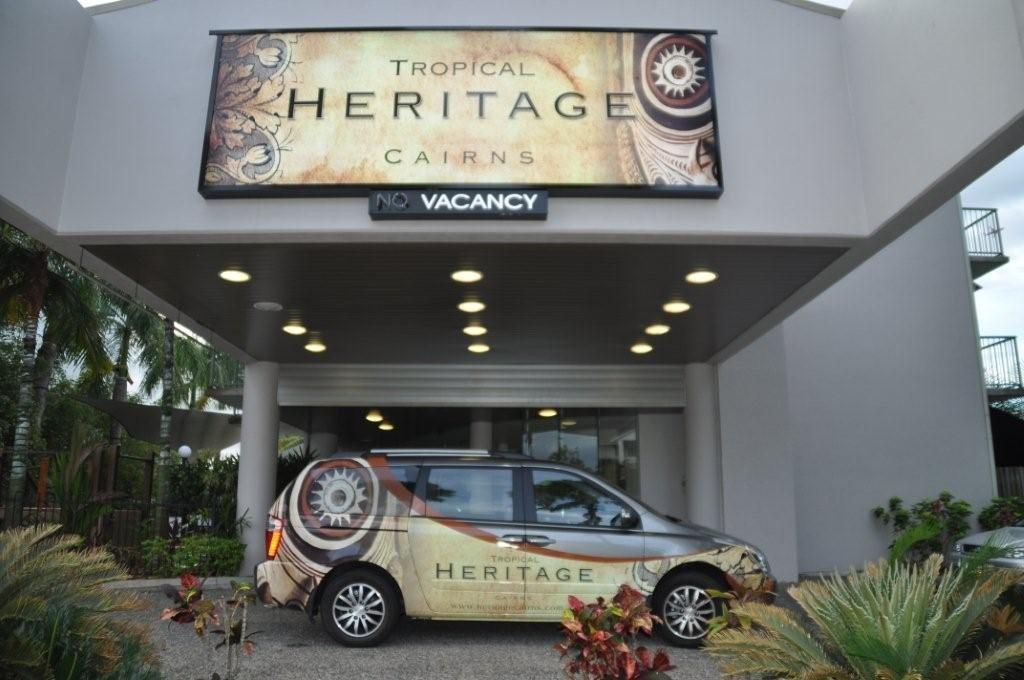 Tropical Heritage Hotel Cairns