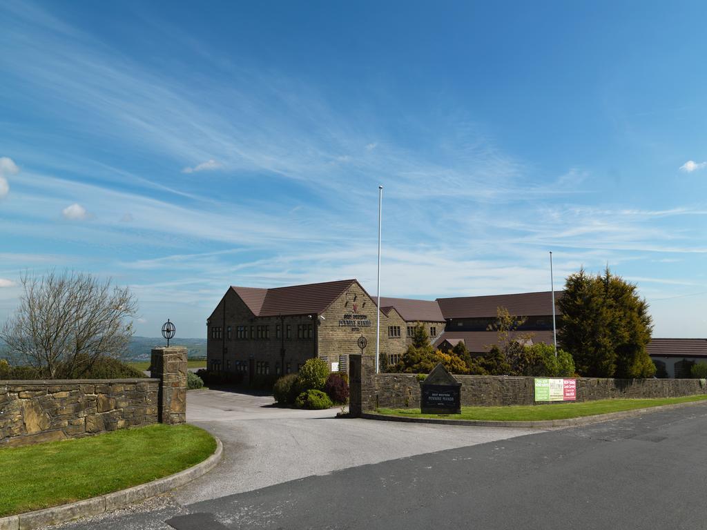 BEST WESTERN Pennine Manor Hotel