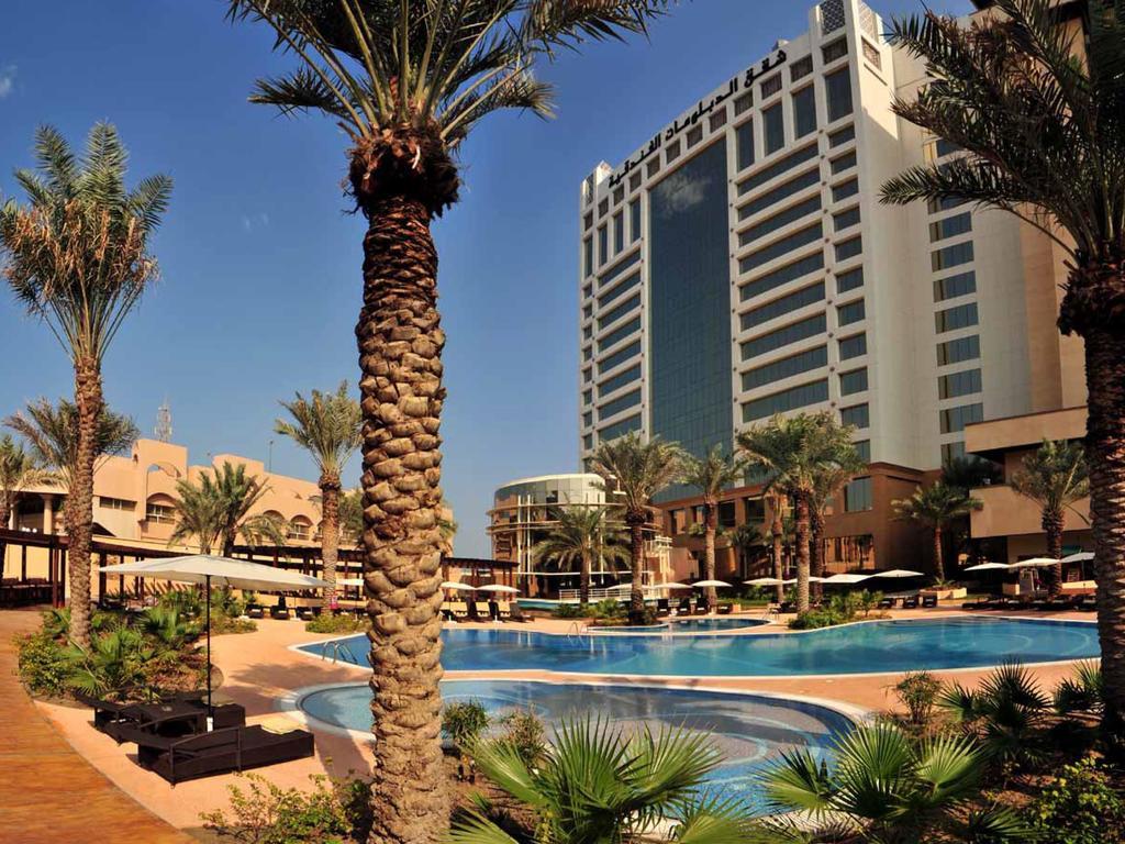 The Diplomat Radisson Blu Hotel Residence and Spa Manama